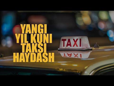 Yangi yil kuni taksi haydash | Shayx Sodiq Samarqandiy