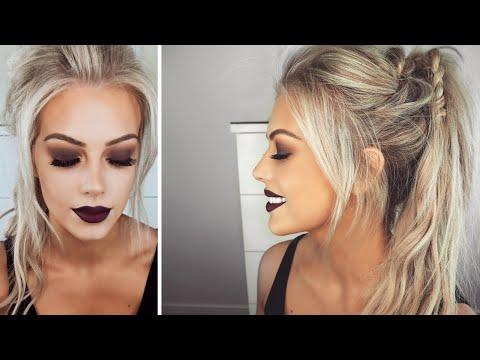 Inspired Eye Makeup Tutorial