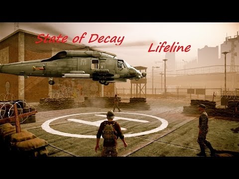 """State of Decay Lifeline pt 22 """"RPG and a siege"""""""