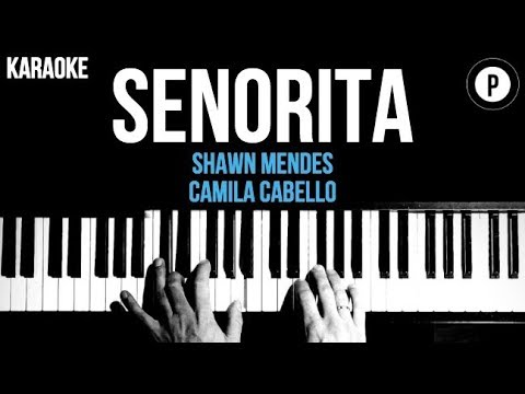 shawn-mendes-&-camila-cabello---señorita-karaoke-acoustic-piano-chords-cover-instrumental-lyrics
