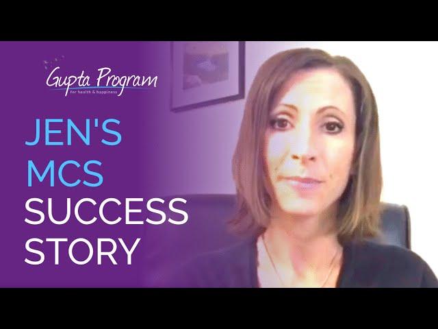 Jen's MCS Success Story