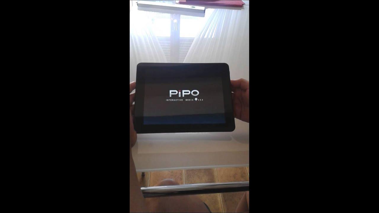 mettre une carte sim dans une tablette tactile pipo youtube. Black Bedroom Furniture Sets. Home Design Ideas