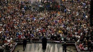 Donald Trump thanks Pennsylvania for election night win