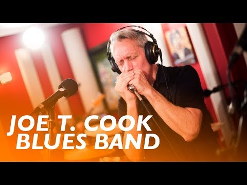 Joe T. Cook Blues Band | Full Performance On KNKX Public Radio
