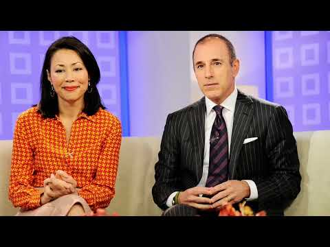 Grown Man Talk - Matt Lauer Makes Statement While More Women Come Forward!