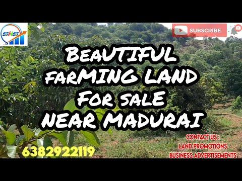 Farming Land For Sale Near Madurai   Property No.7