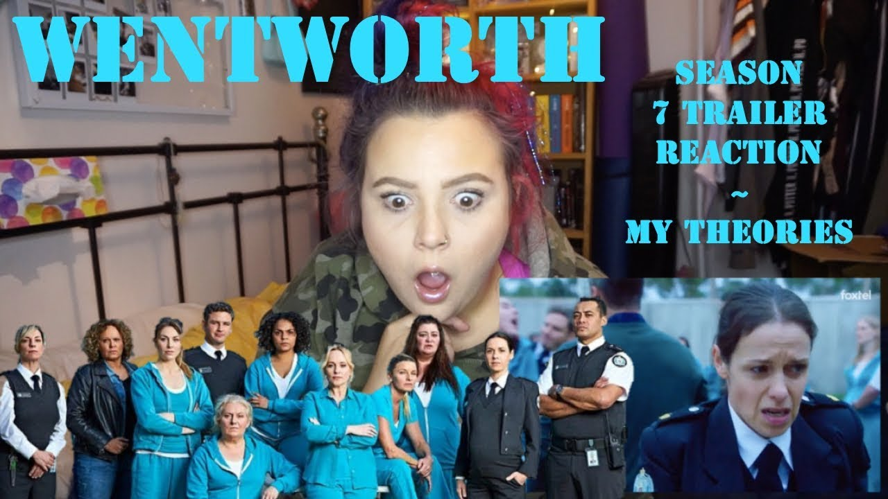 Download Boomer's Leaving? | Wentworth Season 7 Trailer Reaction & Theories *SPOILERS??????*