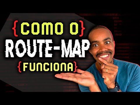 AULA #18 - ROUTE-MAP