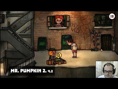 Mr Pumpkin 2  прохождение ч.2