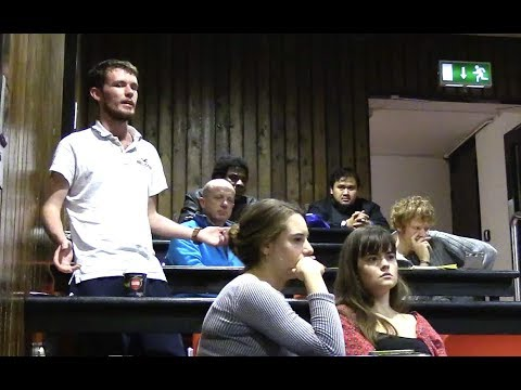 The death of God? Audience Contributions at NUI Galway
