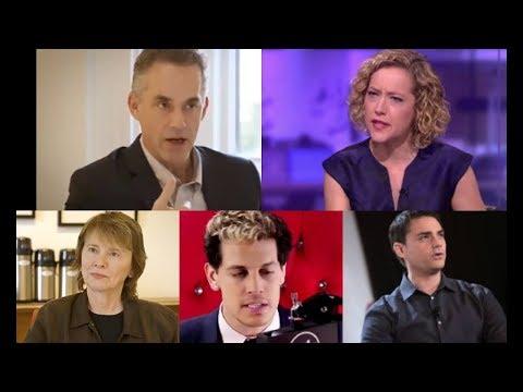 Smart People REACT To Jordan Peterson vs Cathy Newman Clash
