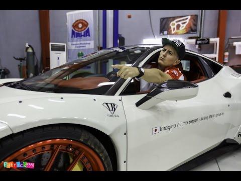LibertyWalk Ferrari 458 I *car porn* I Simon MotorSport - Folge 34