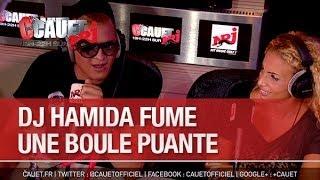 DJ Hamida fume une boule puante - C'Cauet sur NRJ