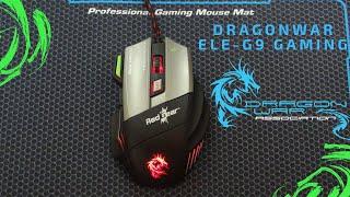 Dragonwar ELE-G9 Gaming Mouse Review