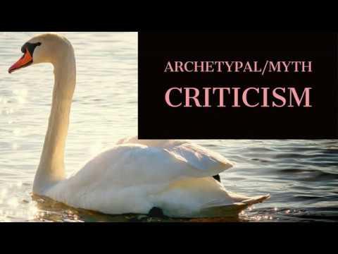 #Archetypal Criticism