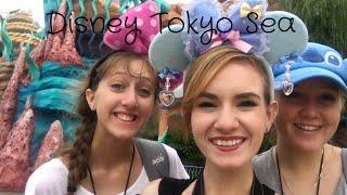 Japan Vlog #2- Tokyo Skytree, Tsukiji Fish Market, Tokyo Disney Sea & more!