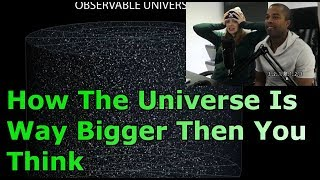 How The Universe Is Way Bigger Than You Think (REACTION 🔥)
