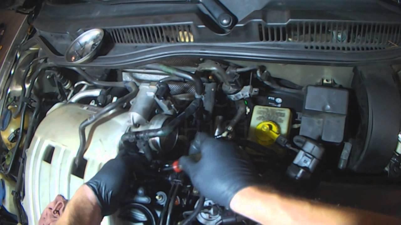 2000 Volkswagen Passat Fuse Diagram Vw A4 2 8l Afp Vr6 Coolant Hose Set Replacement At