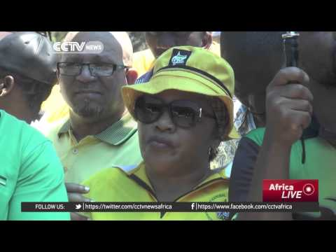ANC takes its campaign to Western Cape Province