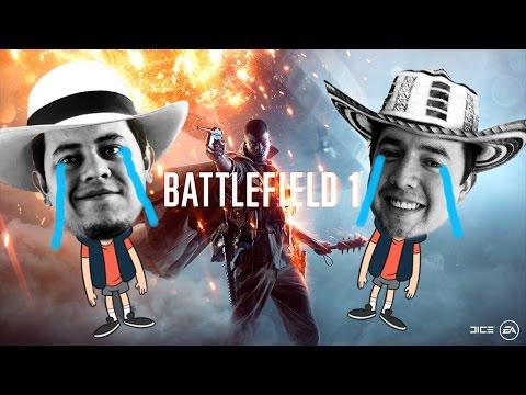 The Colombian Gamers // Battlefield 1 Gameplay Brecha de ST Quentin ONLINE Multiplayer friends