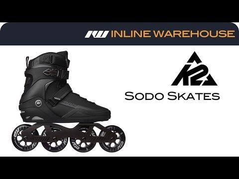 2017 K2 Sodo Skates Review