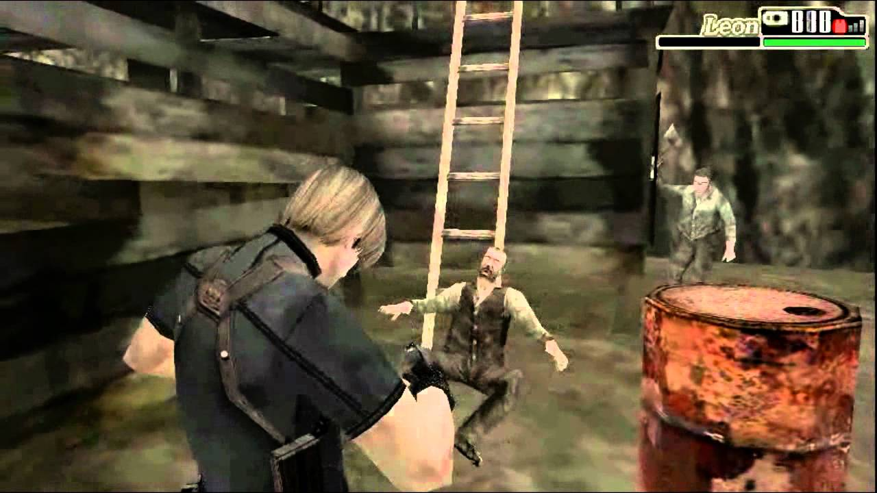 Download Free Android Game BioHazard 4 Mobile (Resident Evil 4