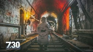 Urban Exploration: The Tunnel Rats