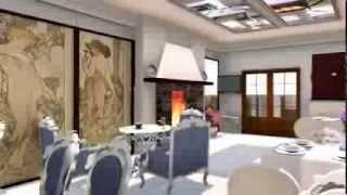 Дизайн кафе Hof , зал 2 ,от Дизайн студии Град Со г  Калининград(, 2013-09-14T02:25:09.000Z)