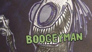 DRAWING DOODLES :: BOOGEYMAN ::