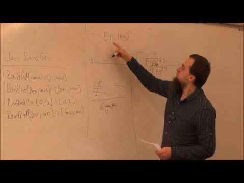 CS201 - Intro to Computing - Week 9 [1/3] - RANDOM NUMBER GENERATOR IN C++