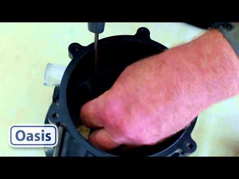 How To Change a Spider Gasket in a Multiport Valve