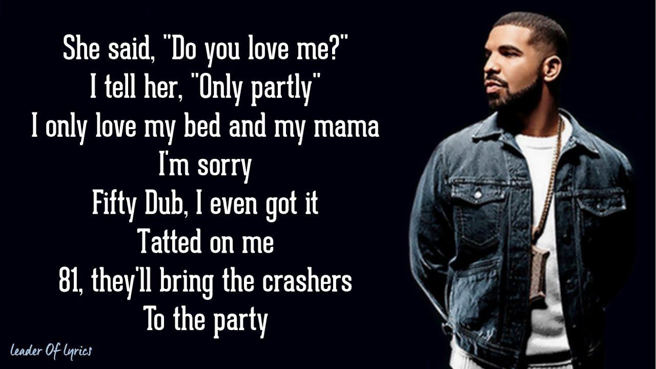 Download Drake - GOD'S PLAN (Lyrics)