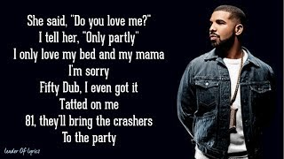 Drake - GOD'S PLAN (Lyrics) #Drake