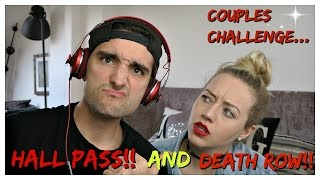 COUPLES CHALLENGE *HALL PASS*