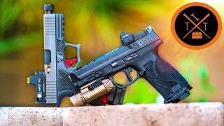 Affordable Red Dot Sight For Carry 2018 .. Should You Carry Cheap??