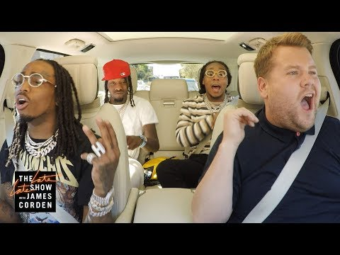 Coming Tuesday: Migos Carpool Karaoke