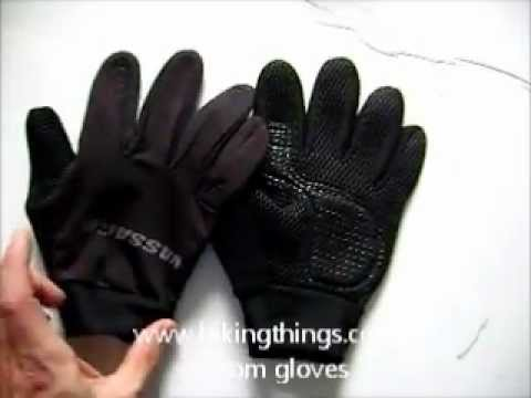 custom full finger gloves, amazing mtb cycling gloves made custom  bikingthings wmv