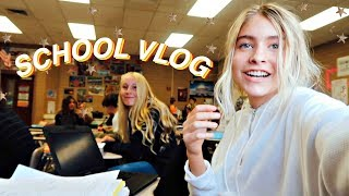 A Day In My Life At SCHOOL! | Marla Catherine