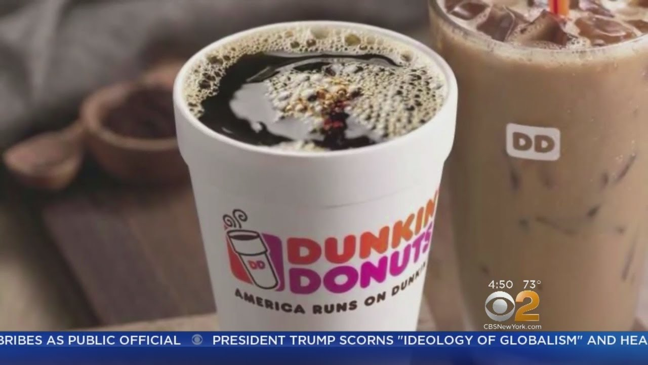 Dunkin' Donuts Dropping 'Donuts'