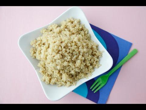 Cook Perfect Quinoa
