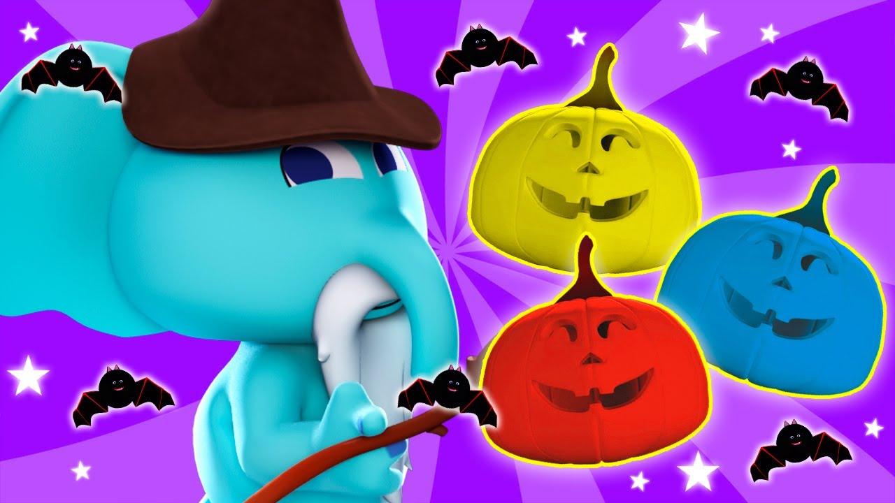 🎃 ¡Especial de #Halloween en el Zoo! 🎃 | Canciones del Zoo