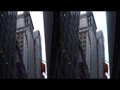 New York 3D December 2010