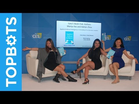 Applied Artificial Intelligence: Book Launch At CES 2018