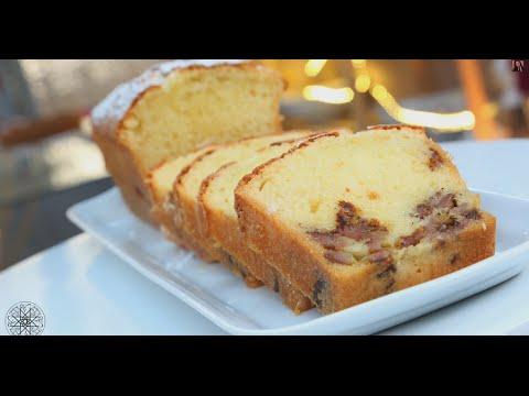 choumicha-:-cake-à-la-banane