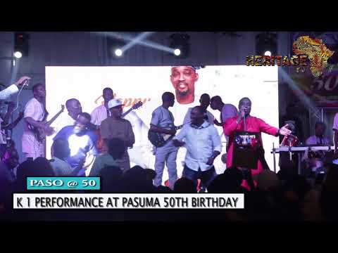 K1 Surprise PASUMA on his 50th Birthday celebration, with his performance