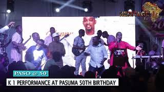 K1 Surprise PASUMA on his 50th Birthday celebration, with his performance