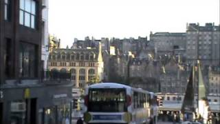 Bus ride through Edinburgh (The Hand That Feeds - Remix)