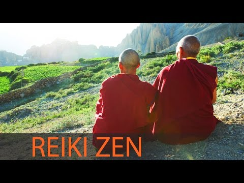 8 Hour Reiki Meditation Music: Zen Meditation, Stress Relief Music, Balance and Relaxation ☯269