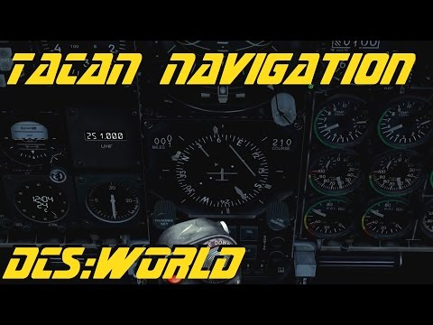 DCS:World » TACAN Navigation » A-10C