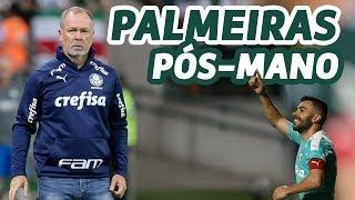 Palmeiras pós-Mano Menezes (e o crescimento de Bruno Henrique)